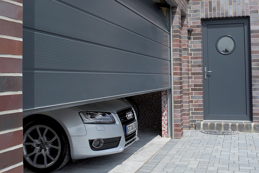 Carteck Sectional Garage Doors Supplied And Installed In