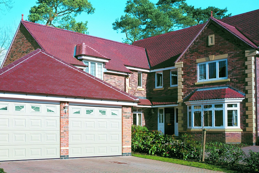 Sectional Garage Doors Supplied And Installed In Essex And